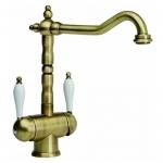 Franke Old England Clear Water с фильтрацией бронза (115.0370.684)
