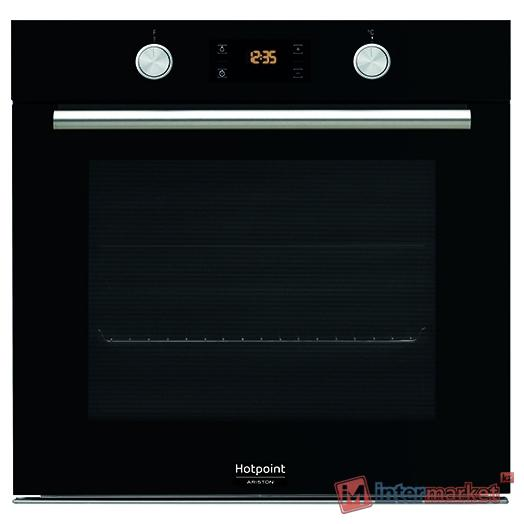 Электрический духовой шкаф Hotpoint-Ariston FA4 841 JH BLG