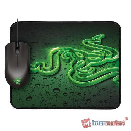 Игровая мышь Razer Abyssus 1800 + Goliathus (Speed)
