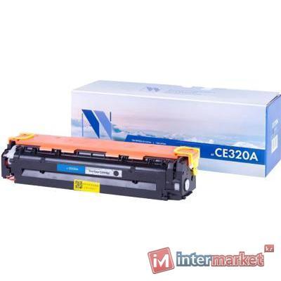 Картридж, Europrint, EPC-320A (CE320A), Чёрный, Для принтеров HP Color LaserJet Pro CP1525/CM1415, 2000 страниц.