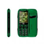 Мобильный телефон BQ-2428 Tank Green /