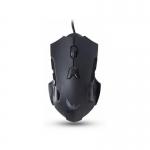 Мышь, Delux, DLM-811LUB, Чёрный