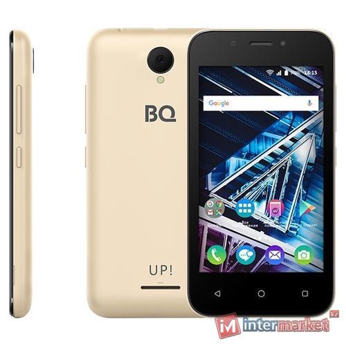 Смартфон BQ BQ-4028 UP! Gold